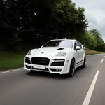 Techart Enhances Porsche Cayenne Diesel