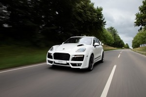 Techart Enhances Porsche Cayenne Diesel TECHART Magnum 300x200