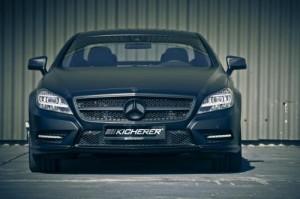 Mercedes CLS 2012 Edition Black by Kicherer cls kicherer 300x199
