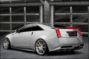 Cadillac CTS V Coupe by Hennessey cts v 300x199