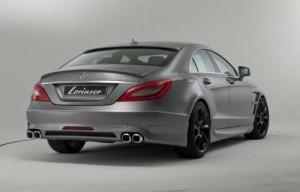 2012 Mercedes CLS Lorinser lorinser cls 300x192