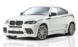 LUMMA CLR X 650 BMW X6 Diesel lumma bmw x6 seitliche front 300x183
