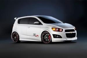 2011 SEMA: Chevrolet Sonic Z Spec Chevrolet Sonic Z 300x200