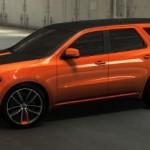 2011 SEMA: Dodge Durango Tow Hook