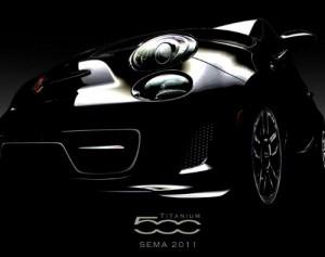 2011 SEMA: Fiat 500 Titanium Fiat 500 Titanium 300x237