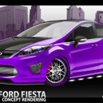 2011 SEMA: Ford Fiesta
