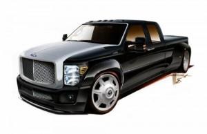 2011 SEMA: Ford Trucks ford sema 300x194