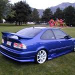 The 1999 Honda Civic