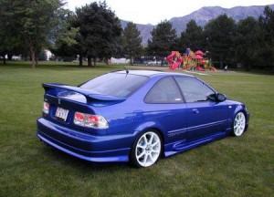 1999 Honda Civic 1999 Honda Civic 300x216