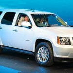 Chevrolet's 2008 Hybrids - The Malibu and The Tahoe