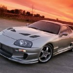 Toyota Supra Tuning