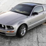 The 2009 Ford Mustang Lineup