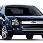 Checking Out The 2009 Ford Fusion