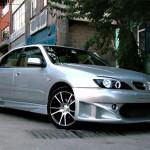 Nissan Primera Tuning