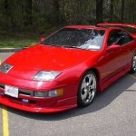 Nissan 300ZX Technical Specifications