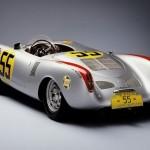 Porsche 550 Spyder Technical Specifications