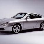 Porsche 911 Carrera 996 Technical Specifications