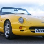 TVR Chimaera Technical Specifications