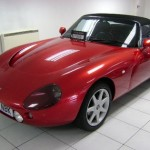 TVR Griffith Technical Specifications