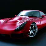 TVR Sagaris Technical Specifications