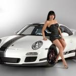 Magnat Porsche GT3 Snowmobile