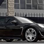 Porsche Panamera Project Kahn