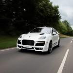 Techart Enhances Porsche Cayenne Diesel