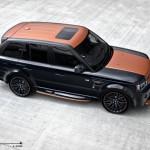 2012 Vesuvius Range Rover by Kahn