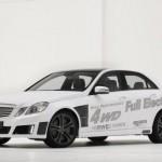 Brabus Electric Hybrid E-Class