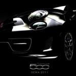 2011 SEMA: Fiat 500 Titanium