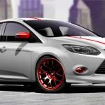 2011 SEMA: Ford Focus