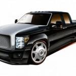 2011 SEMA: Ford Trucks
